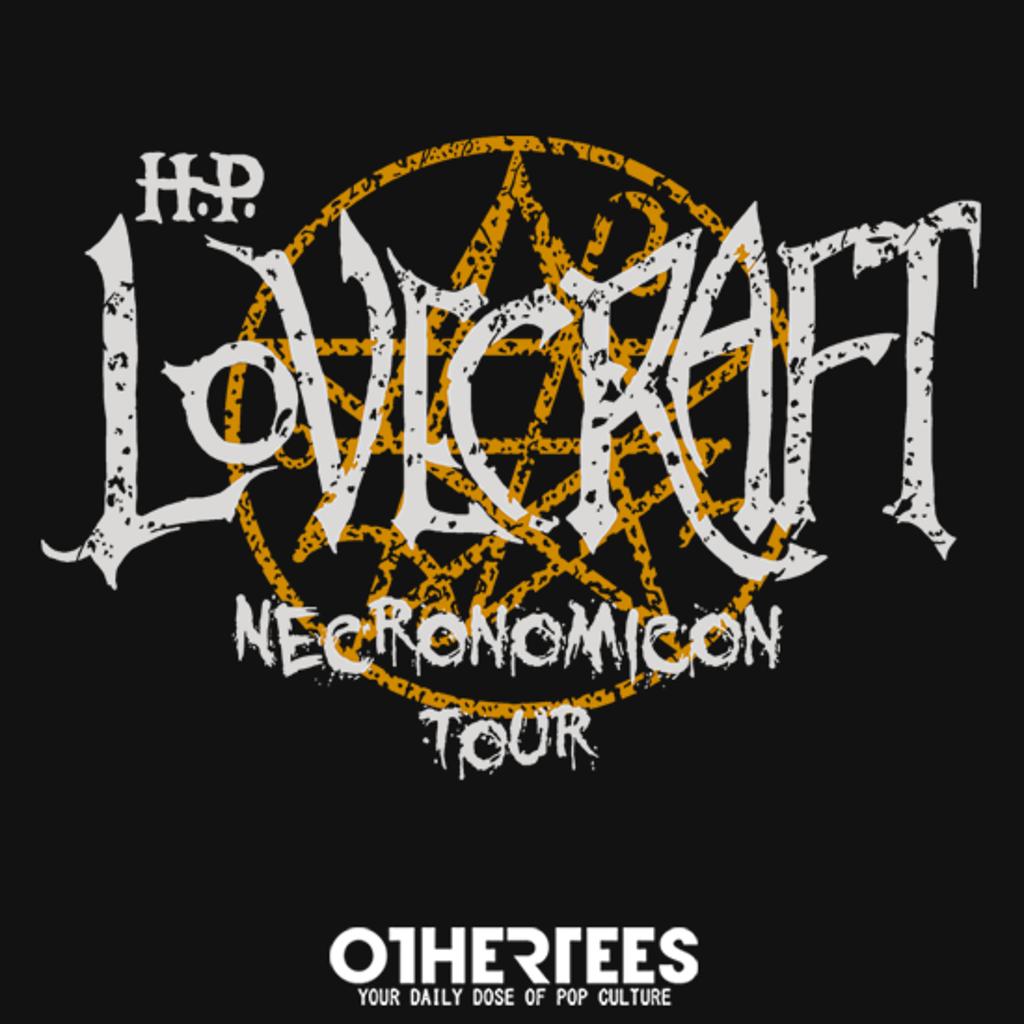 OtherTees: Necronomicon Tour