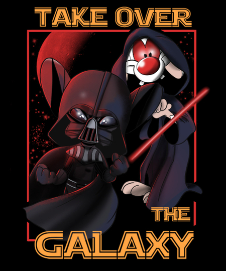 Qwertee: Take over the Galaxy