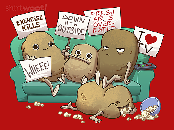 Woot!: Couch Potato Club