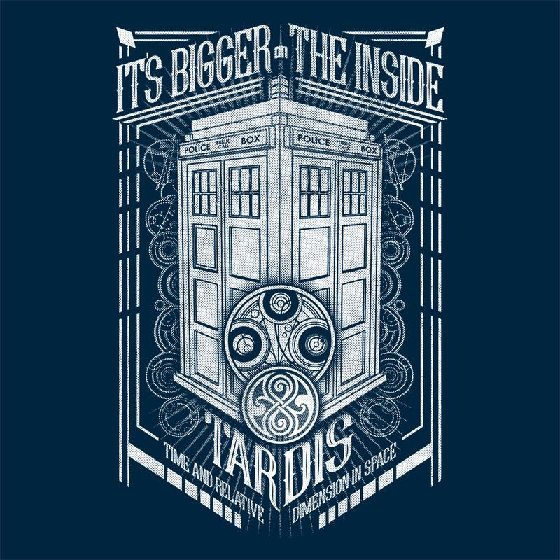 Curious Rebel: Vintage Series : Police Box