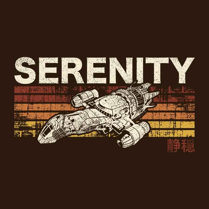 Once Upon a Tee: Vintage Serenity