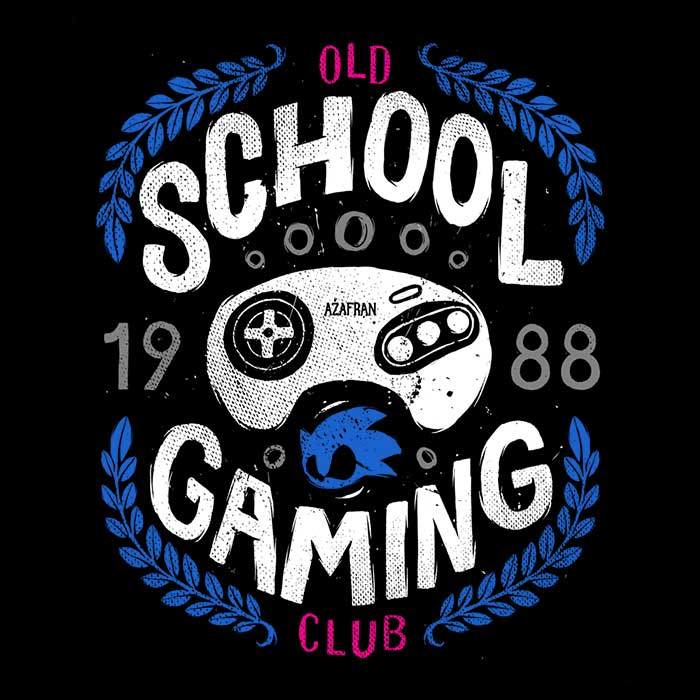 Once Upon a Tee: Mega Gaming Club