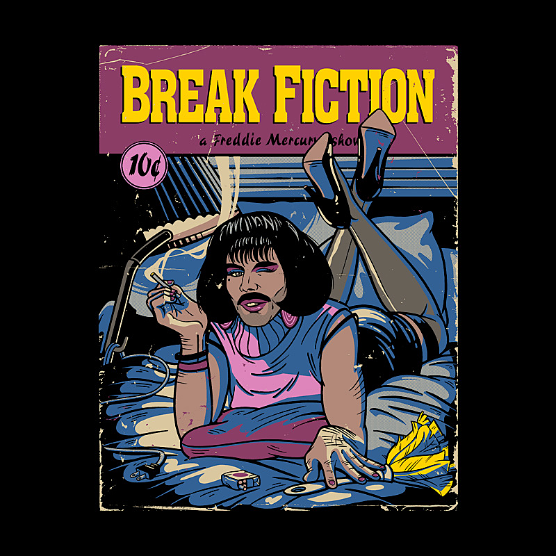 Pampling: Break Fiction