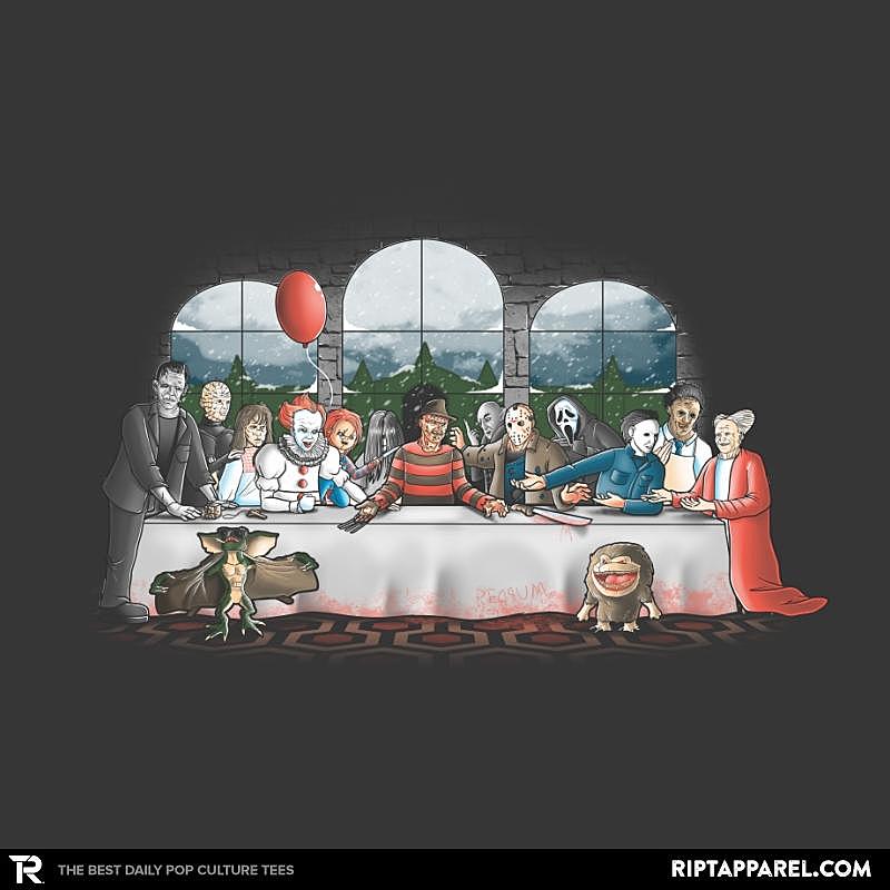 Ript: Terror Dinner