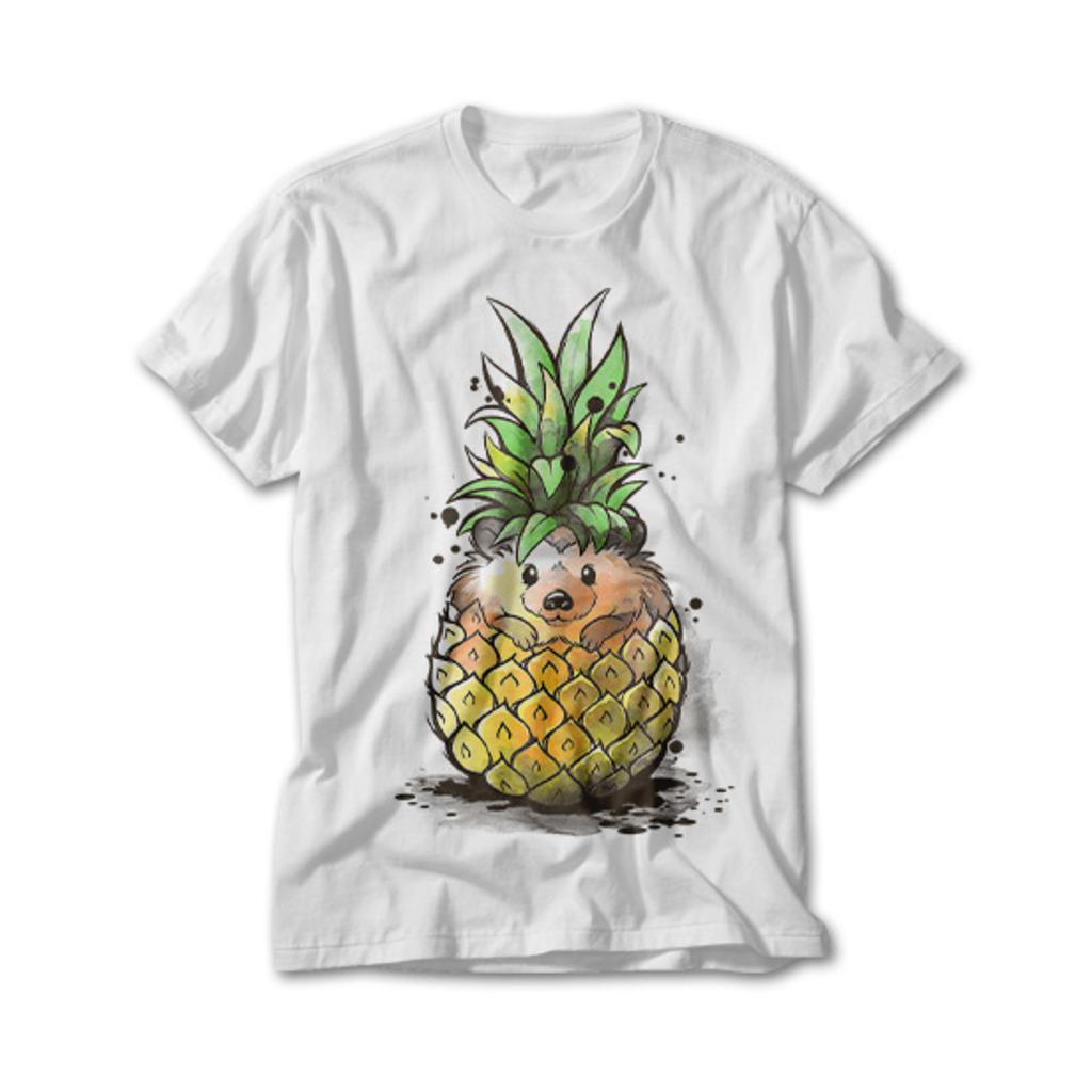 OtherTees: Pineapple hedgehog