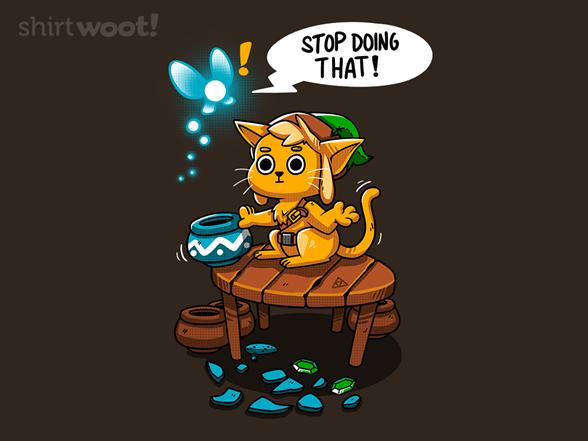 Woot!: Linkitten