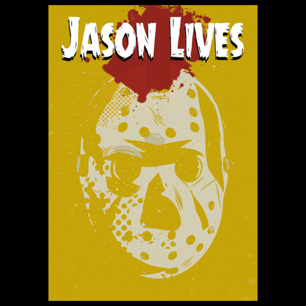 NeatoShop: JASON LIVES
