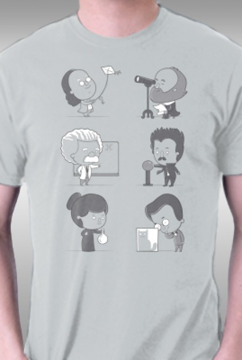 TeeFury: Good Times With Science