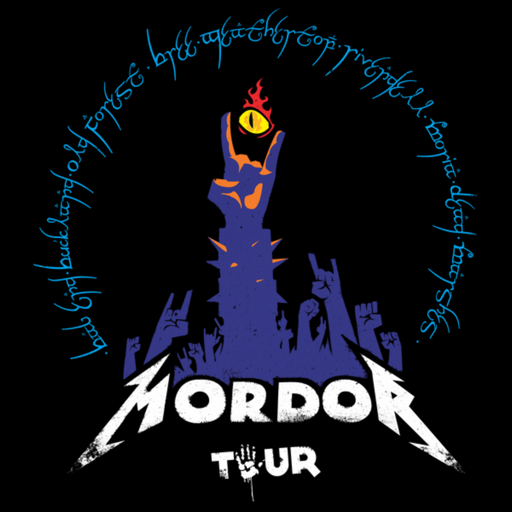 NeatoShop: The Road to Mordor