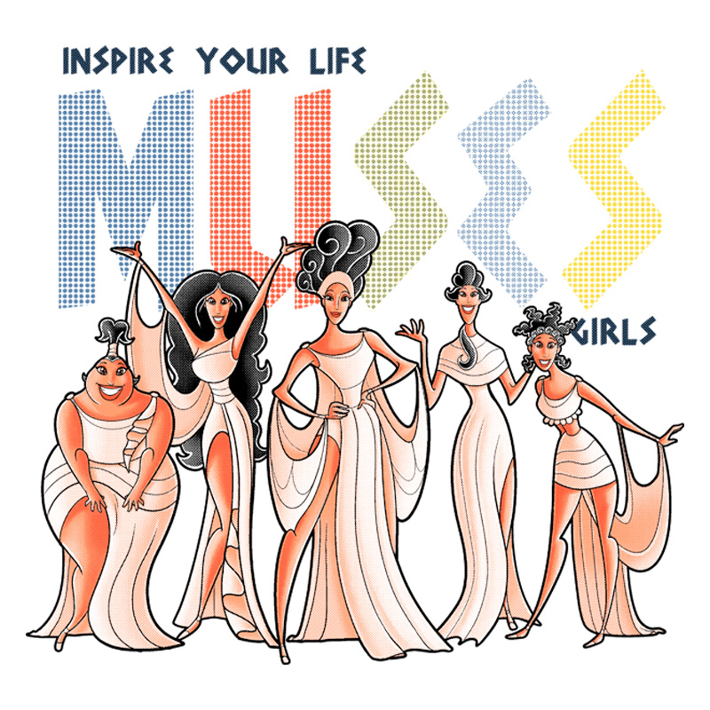 Pampling: Muses Girls