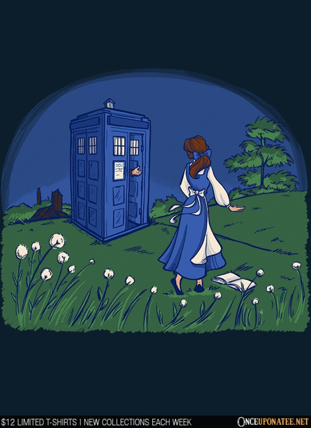 Once Upon a Tee: Adventure in the Great, Wide Somewhere