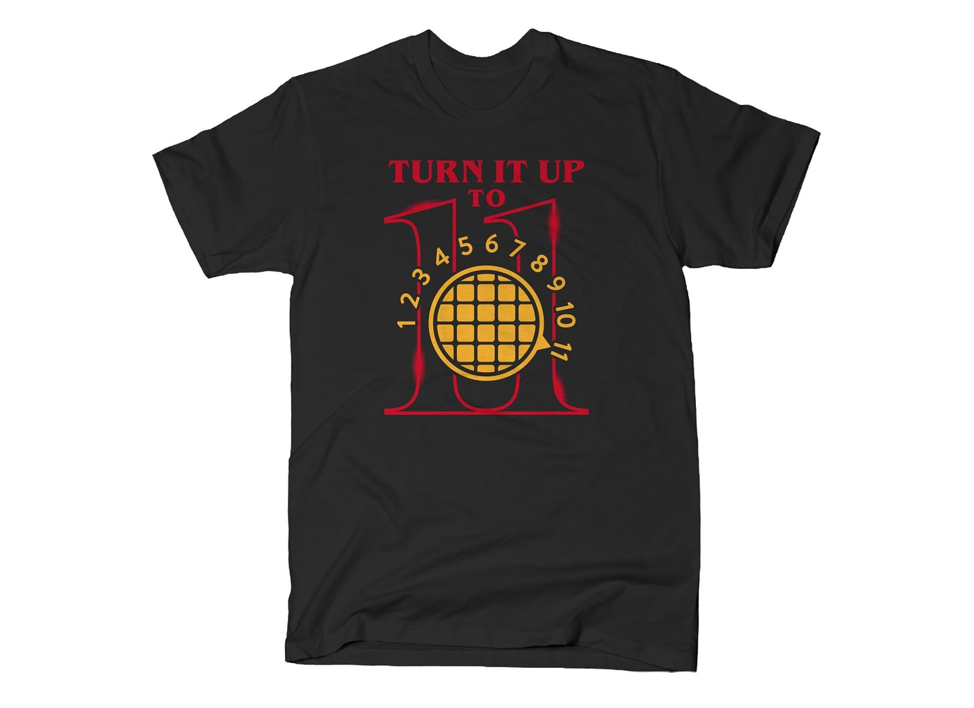SnorgTees: Turn It Up To 11
