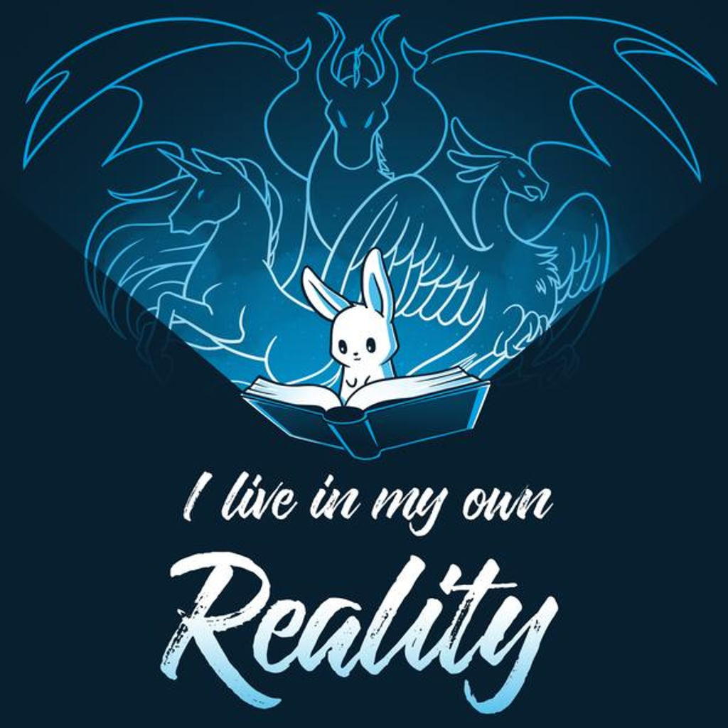 TeeTurtle: I Live In My Own Reality
