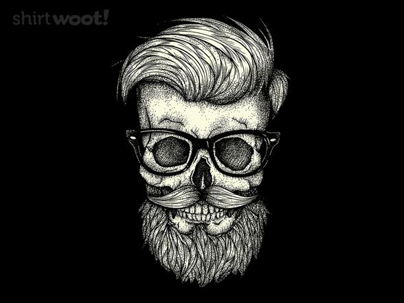 Woot!: Hipster Skull