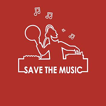 BustedTees: Save The Music