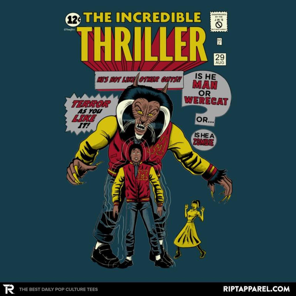 Ript: The Incredible Thriller