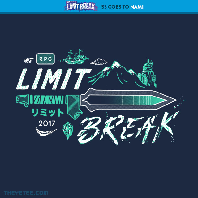 The Yetee: RPGLB 2017