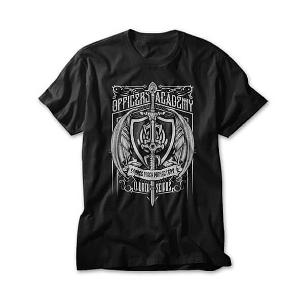 OtherTees: Officers Academy