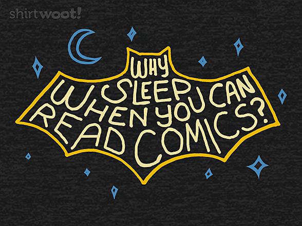 Woot!: Night Owl Reality