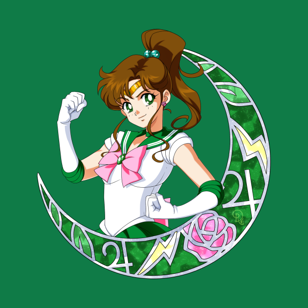 TeePublic: Sailor Jupiter