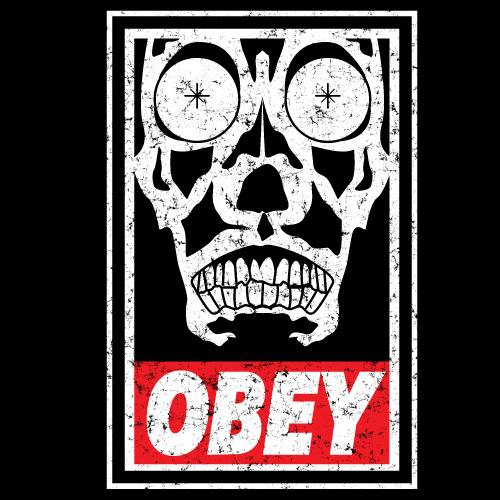 GraphicLab: They Obey - $11