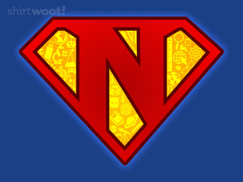 Woot!: Super Nerd