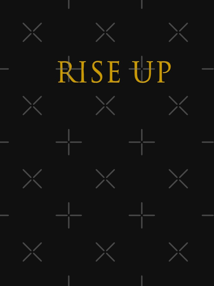 RedBubble: Rise Up