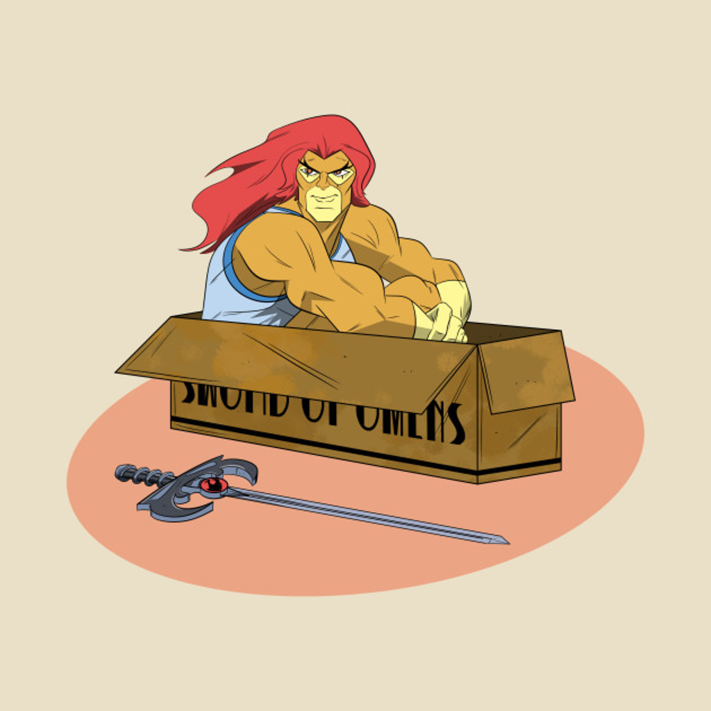 TeePublic: Thundercats In Boxes