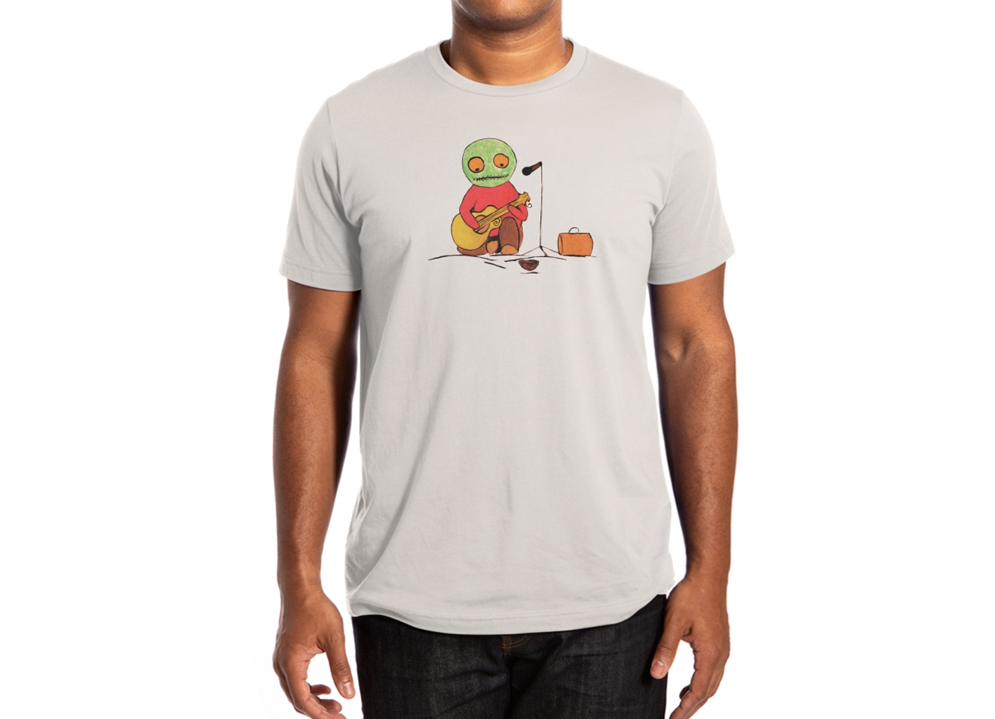 Threadless: Freddy Can't Sing No More
