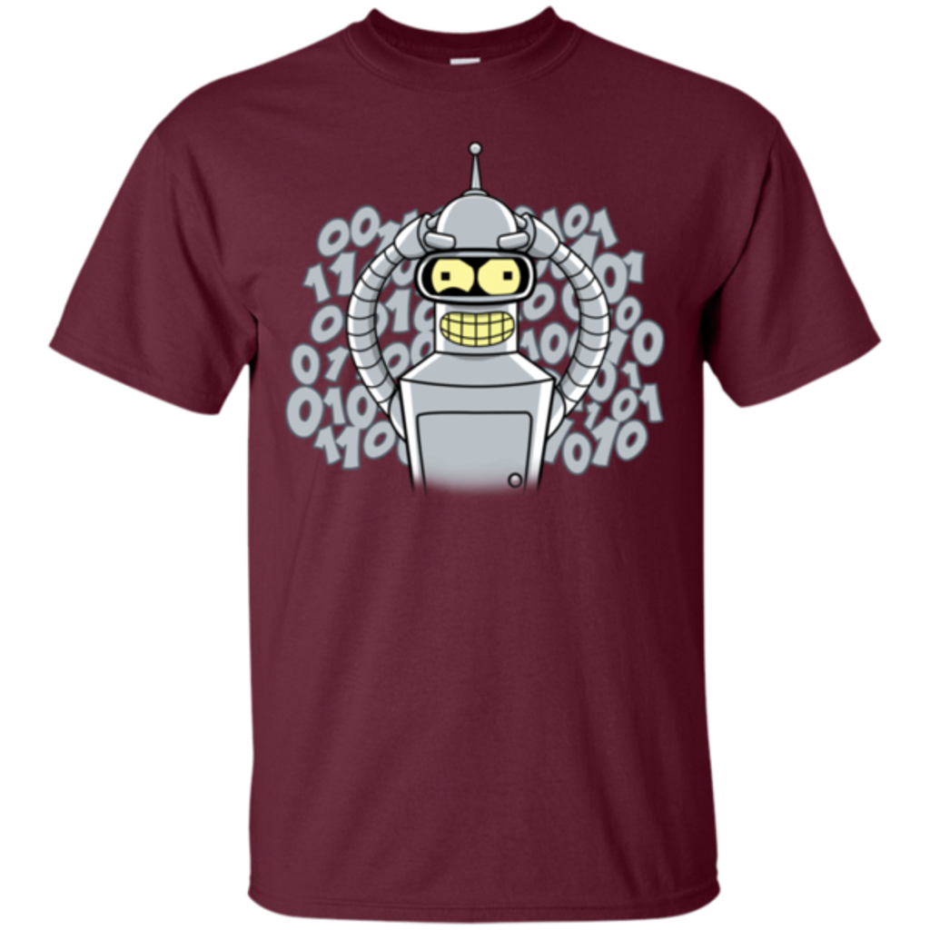 Pop-Up Tee: The Bender Joke