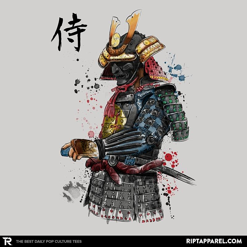 Ript: Samurai Watercolor
