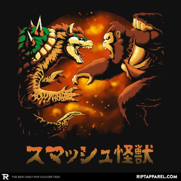 Ript: Smash Kaiju
