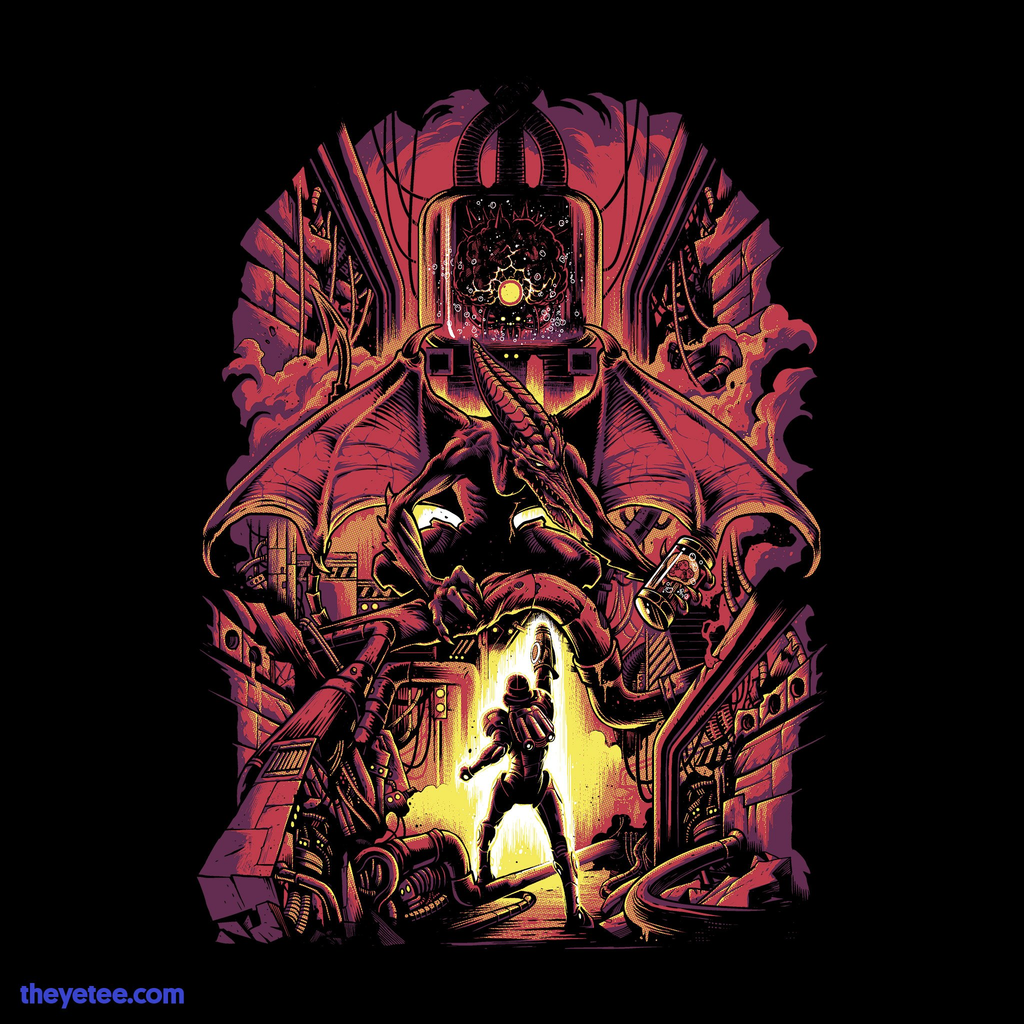 The Yetee: Master of Pirates