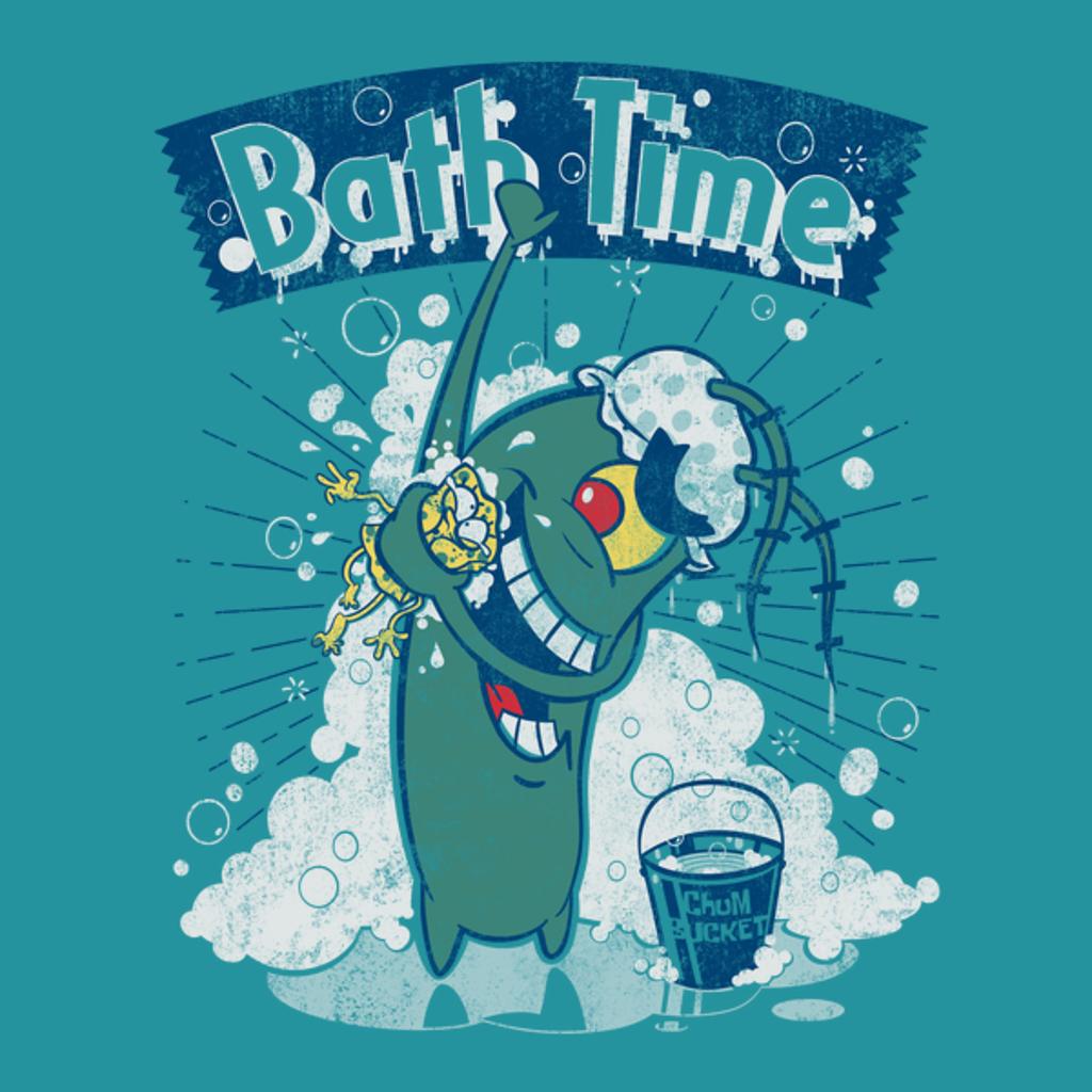 NeatoShop: Bath Time