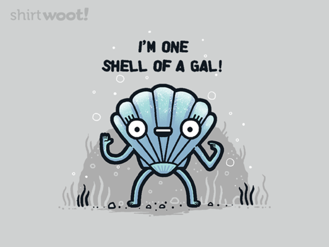 Woot!: A Shell of a Gal
