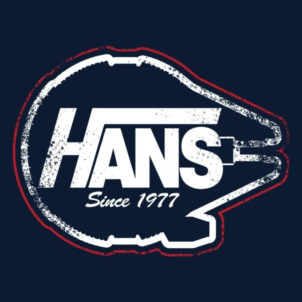 Once Upon a Tee: Hans