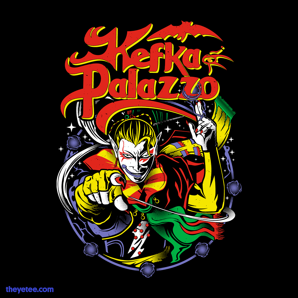 The Yetee: Dancing Mad
