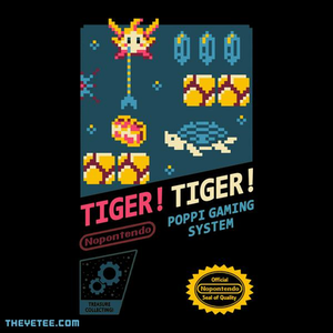 The Yetee: TIGER! TIGER!