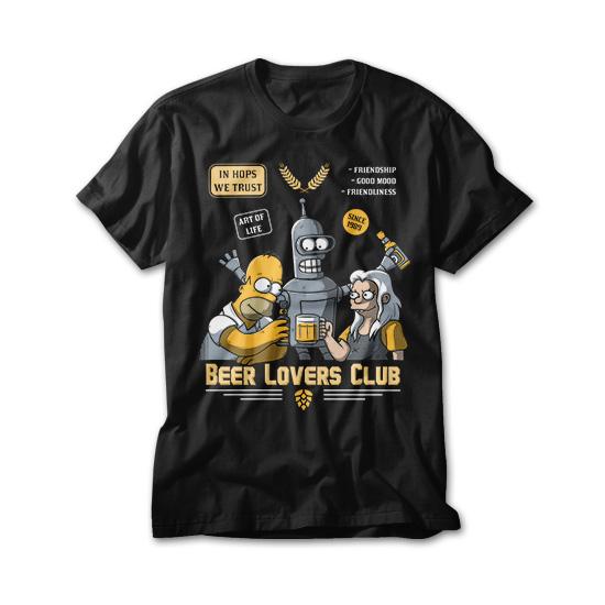 OtherTees: Beer Lovers Club