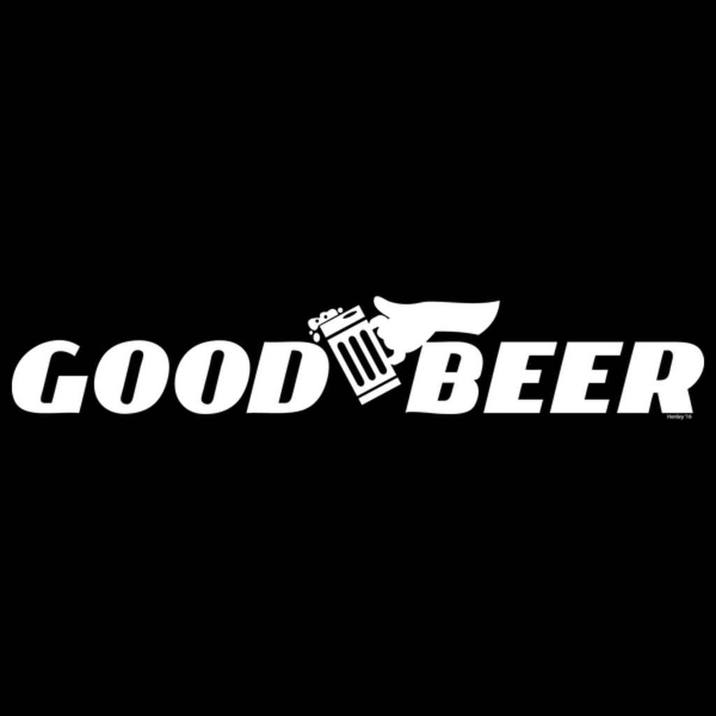 NeatoShop: Good Beer