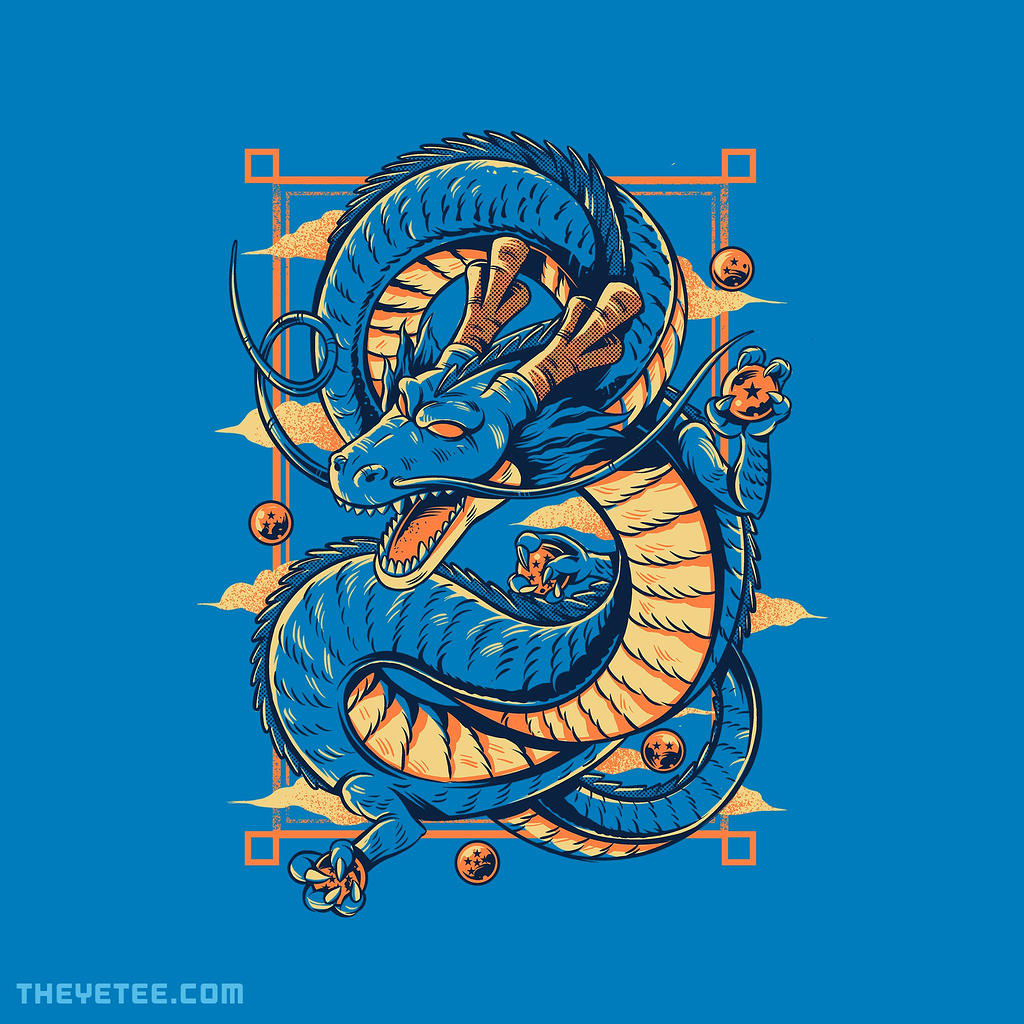 The Yetee: Shenron