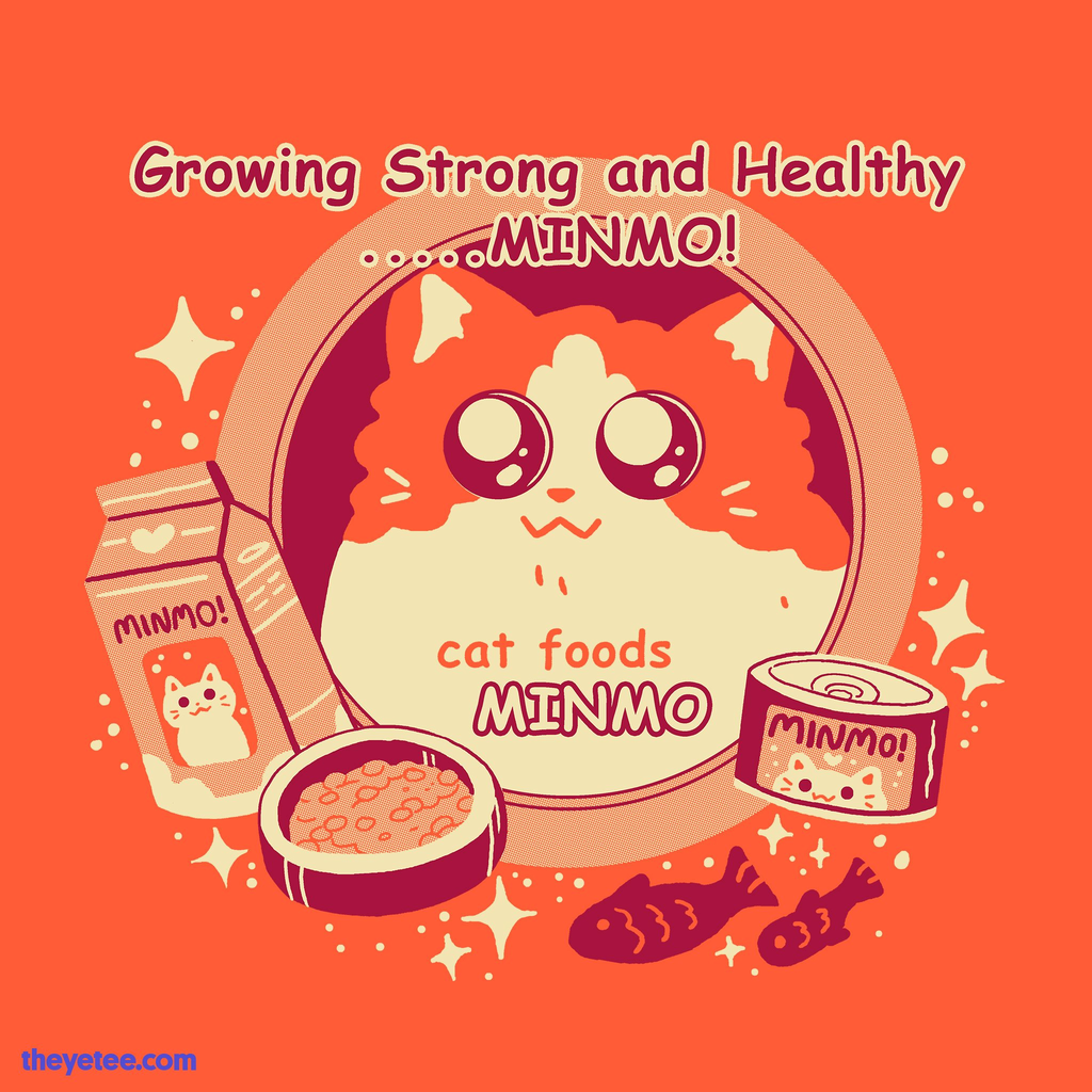 The Yetee: Stronger and Healthier