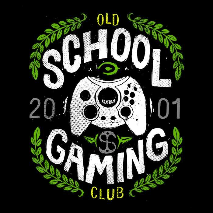 Once Upon a Tee: X Gaming Club