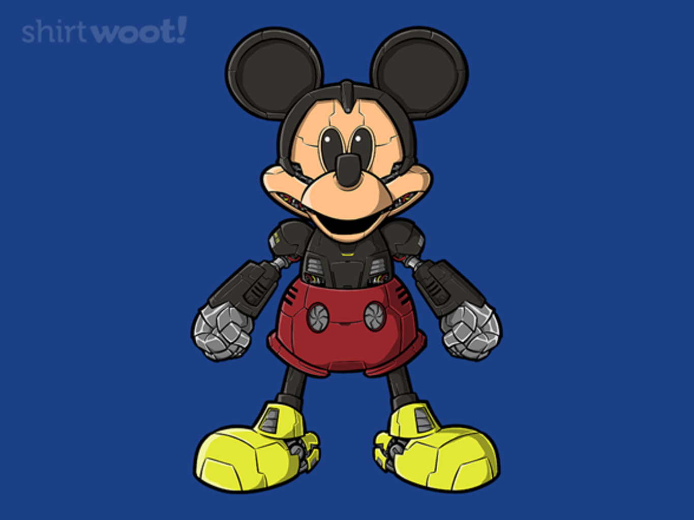 Woot!: MEKA MOUSE