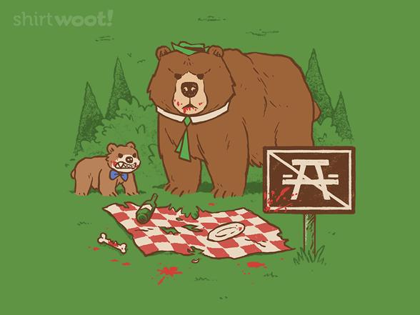 Woot!: No Pic-a-nics
