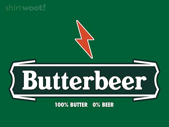 Woot!: Butterbeer