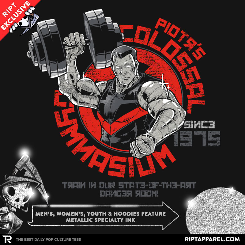 Ript: Colossal Gym