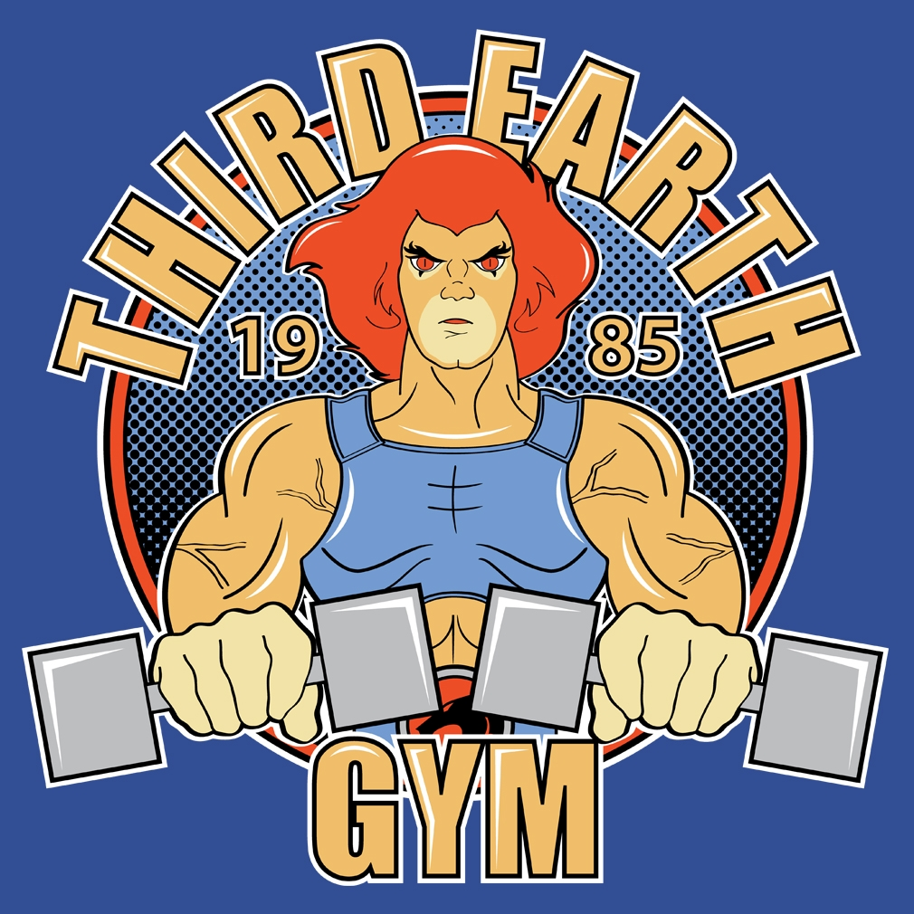 TeeTournament: Third Earth Gym