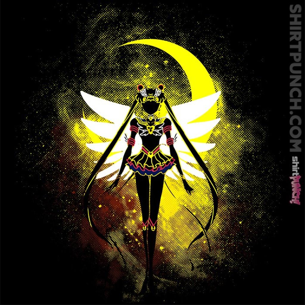 ShirtPunch: Eternal Sailor Moon Art