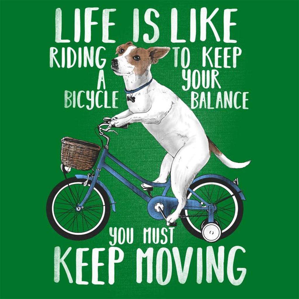 Curious Rebel: Life Is Like A Bicycle